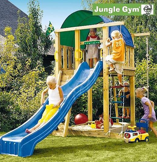 מתוחכם גרדן סייל - Gardensale - מ.חצר לילדים לגינה Gym Villa SV-41